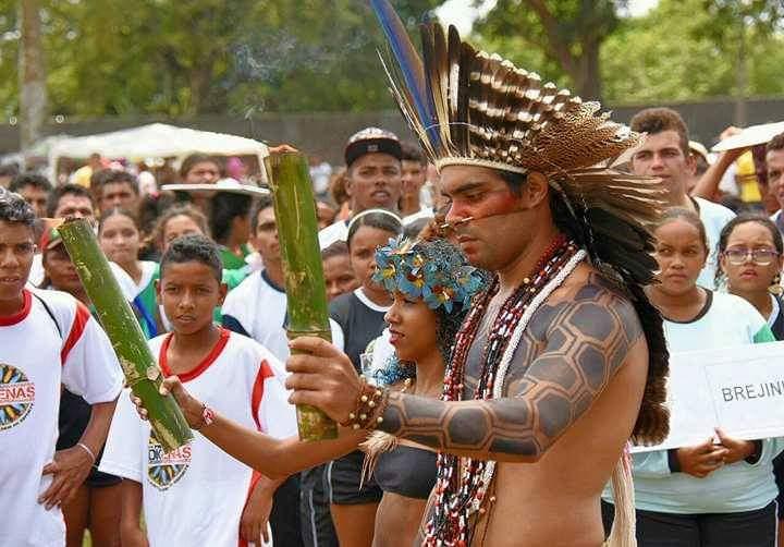 ndigena - Jogos Indígenas da Paraíba começam na próxima semana