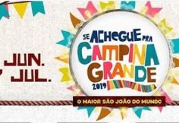 MAIOR SÃO JOÃO DO MUNDO: Ivete Sangalo na abertura; confira a programação completa
