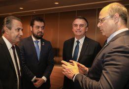 Para Bolsonaro, mudanças no Brasil passam por fé, exemplos e trabalho