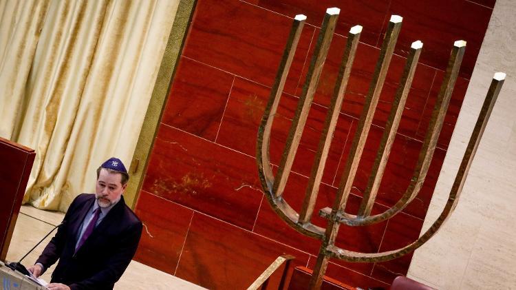 17abr2019 o presidente do stf dias toffoli em evento da congregacao israelita paulista 1555542112317 v2 750x421 - 'Liberdade de expressão não deve servir à alimentação do ódio', diz Toffoli