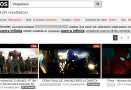 'Vingadores' é um dos filmes mais procurados em site pornô