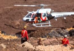 BRUMADINHO: Bombeiros encontram parte de corpo de vítima