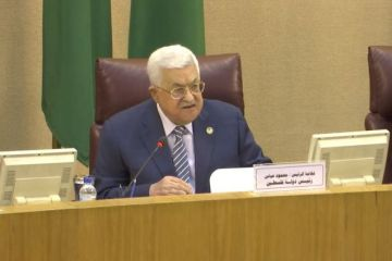 2019 04 21t153531z 1 lwd0015vwe79j rtrwnev e 7106 egypt arabs palestine - 'ENGANAÇÃO': Presidente palestino diz não confiar no novo plano de paz dos EUA