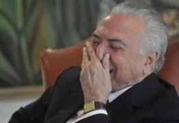 VIDA DIFÍCIL: Bloqueio de R$ 8,2 milhões inviabiliza sustento da família, diz Temer