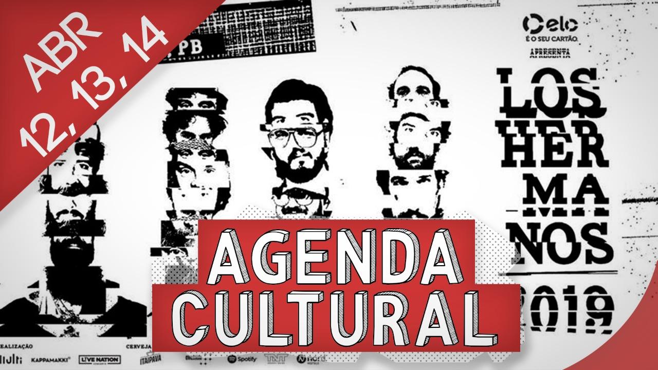 AGENDA CULTURAL: confira os eventos que agitam este fim de semana em João Pessoa