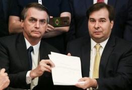 Maia critica visão negativa do 'toma lá da cá' após negociar R$ 40 milhões por reforma da Previdência