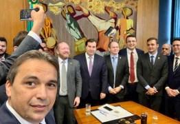 REPRESENTANDO A PARAÍBA: Deputado Genival Matias participa de Encontro de presidentes de Assembleias, em Brasília