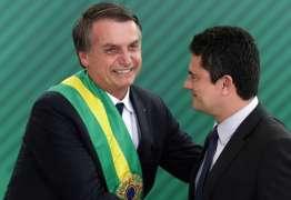 SEM APROVAÇÃO: Moro é mais popular que Bolsonaro no governo federal