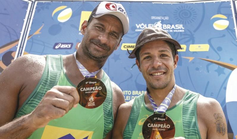 Capturar 17 - CIRCUITO BRASILEIRO: Álvaro e Ricardo podem garantir o título em João Pessoa