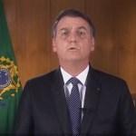 Capturar 42 - Em pronunciamento, Bolsonaro agradece Maia pelo 'comprometimento com a Reforma da Previdência' - VEJA VÍDEO