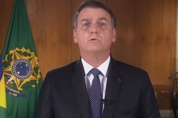 Em pronunciamento, Bolsonaro agradece Maia pelo 'comprometimento com a Reforma da Previdência' – VEJA VÍDEO