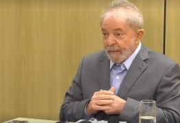 'Quero provar a farsa montada contra mim': em primeira entrevista, Lula reforça sua inocência e diz que 'o Brasil é governado por um bando de maluco' – VEJA VÍDEO