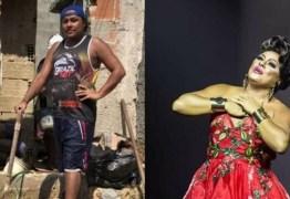 De dia pedreiro, à noite rainha: drag queen está construindo a própria casa