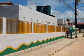 Escola Manuel Paulino - Prefeitura de Conde investe quase R$ 8 milhões em obras por toda a cidade