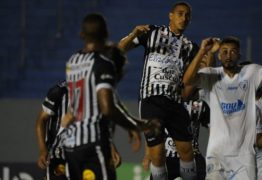 Treinador do Botafogo-PB exalta entrega dos jogadores na Copa do Brasil: 'Foram guerreiros'