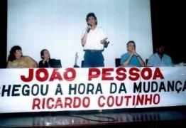 A PRÉ CAMPANHA COMEÇOU: Postagem de Ricardo Coutinho deixa pistas sobre candidatura socialista em 2020