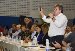 João Azevêdo participa do ODE em Esperança e presta contas de ações do Governo