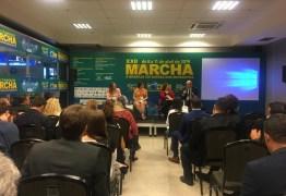 Prefeita Márcia Lucena destaca na Marcha dos Prefeitos, as ações de acolhimento aos migrantes venezuelanos em Conde