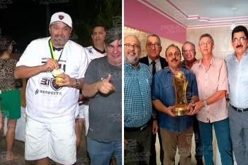 WhatsApp Image 2019 04 24 at 16.27.35 - BOTAFOGUENSES INGLÓRIOS: Banidos do esporte por esquema de fraude de resultados são homenageados após vitória do Belo