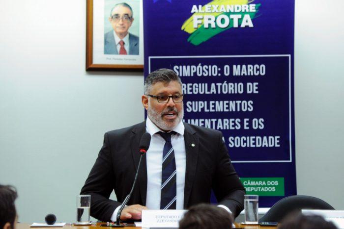 alexandre frota e1555768388705 - Alexandre Frota diz que PSL foi 'sacaneado' pelo governo: 'Odeio ser enganado'