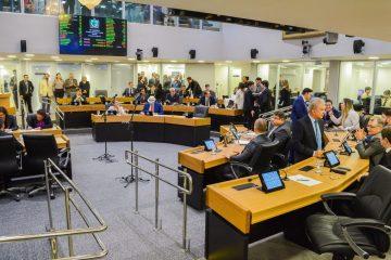alpb plenario novo 1024x678 - Depois de mudanças na base governista, agora é oposição que deve contemplar suplente na ALPB e mexer com cenário na CMJP