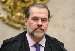 Resultado do inquérito sobre ameaças ao STF será enviado ao MP, diz Toffoli