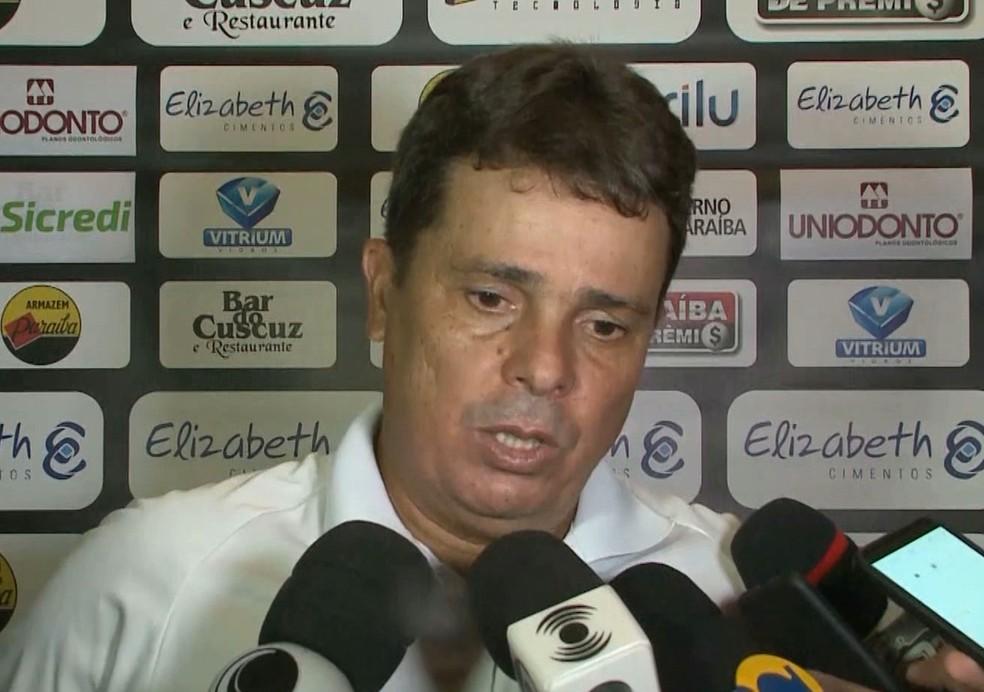 Piza elogia atuação do Nacional de Patos e prega cautela para levar o Belo à decisão do estadual