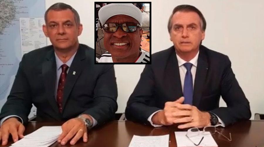 bolsonarorego - Porta-voz chama morte de músico em carro fuzilado de 'incidente' e diz que Bolsonaro não manifestou pesar