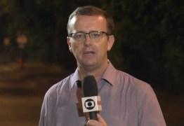 Repórter da Globo recebe ameaça de morte após matéria de fuzilamento