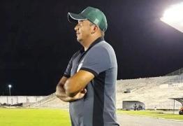 Treinador do Nacional de Patos confia na força da torcida para superar o Botafogo-PB