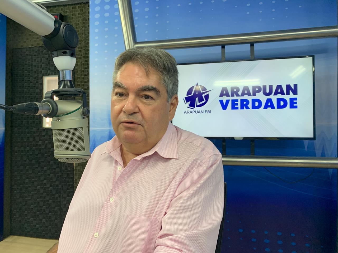 deputado lindolfo pires - Lindolfo Pires diz que não se aterá a subdivisões na ALPB e que focará em trabalho por Sousa - VEJA VÍDEO