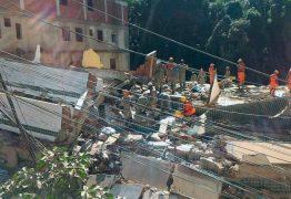 Família de paraibanos está desaparecida após desabamento de prédio no Rio de Janeiro