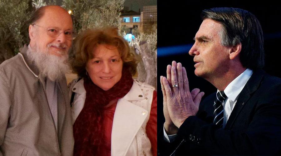 edir macedo ester esposa bolsonaro - Edir Macedo e esposa são agraciados com passaporte diplomático concedido por Bolsonaro