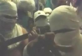 OKAIDA: Facção criminosa da Paraíba chama a atenção da imprensa nacional por 'soldados do crime'