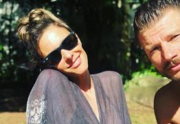 """Rodrigo Hilbert e Fernanda Lima serão pais de uma menina: """"Esperando ela""""Rodrigo Hilbert e Fernanda Lima serão pais de uma menina: """"Esperando ela"""""""