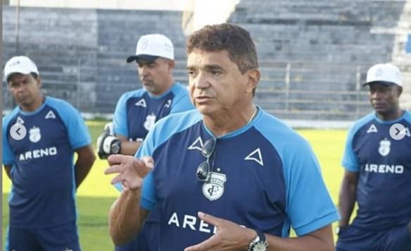 flavio1 300x183 - Flávio Araújo critica vontade excessiva de Coppetti na expulsão, mas aprova 1° teste do Treze