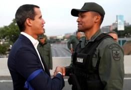 AUTOPROCLAMADO: Guaidó diz ter apoio de militares para 'por fim à usurpação' na Venezuela e convoca população às ruas
