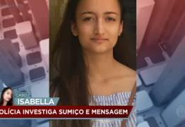 Jovem desaparece após corrida feita por motorista de aplicativo: VEJA VÍDEO