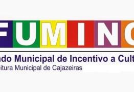 FUNDO MUNICIPAL DE CULTURA: Secult de Cajazeiras seleciona 38 projetos  confira os aprovados