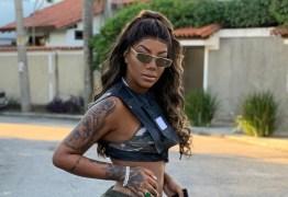 'LOUCONA': Ludmilla publica foto de calcinha em rede social e fãs reagem a publicação