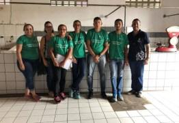 Secretaria de Desenvolvimento Rural e Meio Ambiente cadastra comerciantes dos mercados públicos de Cajazeiras