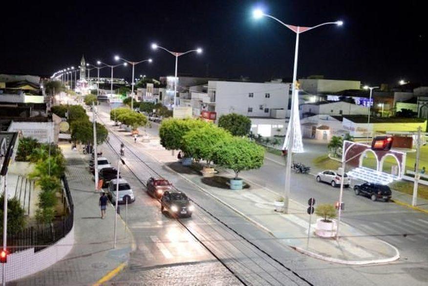 monteiro pb foto ascom monteiro - Bandidos assaltam açaiteria em Monteiro - VEJA VÍDEO
