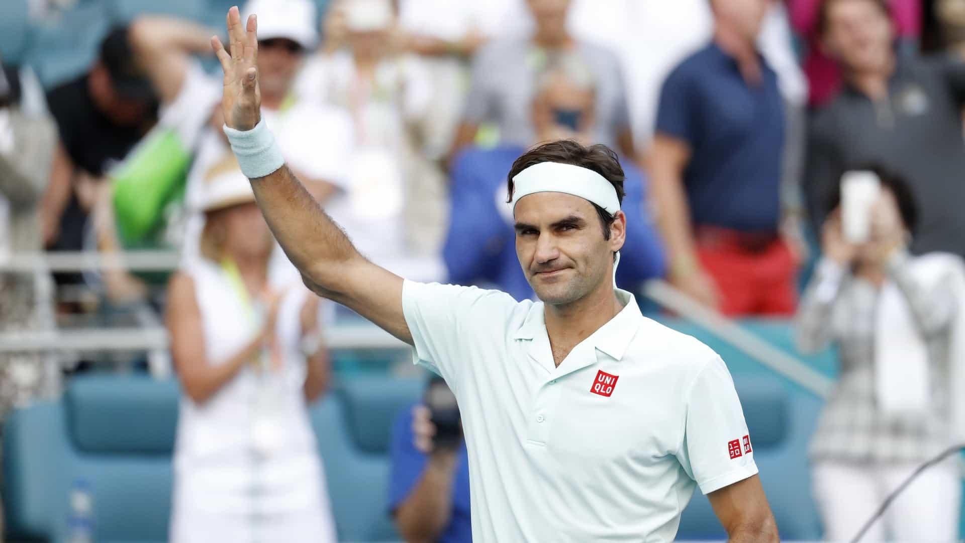 naom 5c9be0d10a592 - Federer sobe para o 4º lugar do ranking após título em Miami