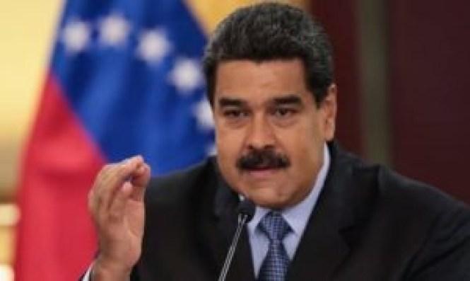 nicolas maduro e1555585319145 300x179 - Maduro pede ajuda a Davi Alcolumbre para restabelecer relações com o Brasil e abrir fronteira em Roraima