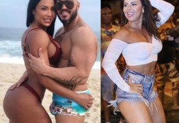 Viviane Araújo fala sobre vídeo cantando Belo e rebate Gracyanne: 'Não quis debochar'