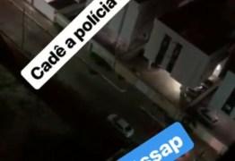 NOITE DE TERROR NO BESSA: Tiros durante a madrugada assustam moradores – VEJA VÍDEO