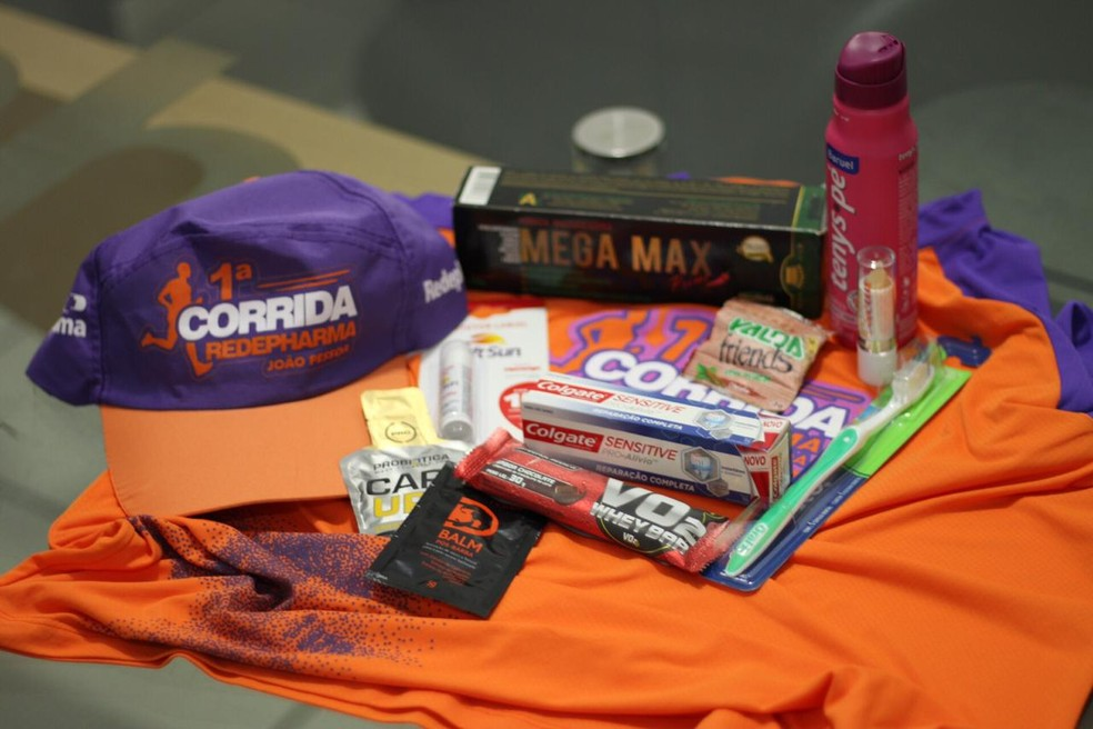 Corrida Redepharma: entrega dos kits vai de quinta-feira até sábado