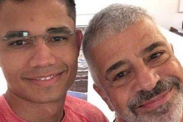 ROMANCE: Lulu Santos oficializa união estável com Clebson Teixeira