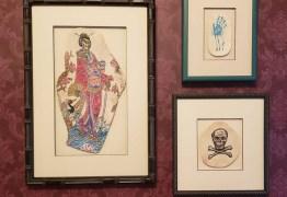 MEMÓRIA BIZARRA: funerária emoldura pele tatuada de pessoas mortas