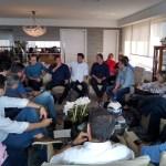 05 - REUNIÃO COM A BASE: Cartaxo faz balanço da gestão e vereadores pedem cumprimento de emendas impositivas